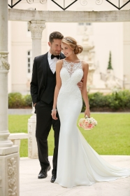 6404 by Stella York Available at Premier Bride's Perfect Dress