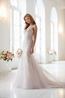 6406 by Stella York Available at Premier Bride's Perfect Dress