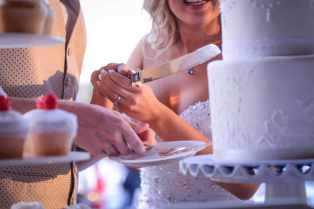 Photo by Lomeli Images DJ: AMS Entertainment Cake: Frosted Cakery