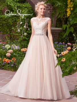Carrie by Rebecca Ingram Available at Premier Bride's Perfect Dress