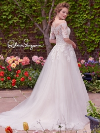 Yvonne by Rebecca Ingram Available at Premier Bride's Perfect Dress